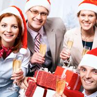 Praktikantin auf Weihnachtsfeier geknallt