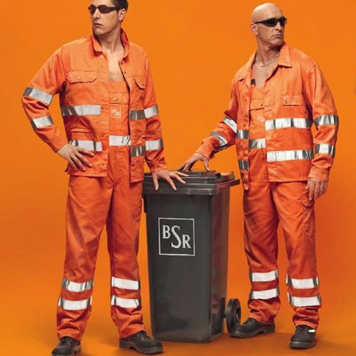 Der Mülleimermann kommt und tötet dich!