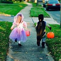 Meine Süßigkeiten an Halloween