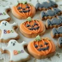 Die speziellen Halloweensüßigkeiten