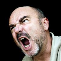 Der wütende, bayrische Bauer