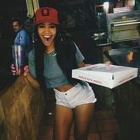 Pizzaboten ausgenutzt