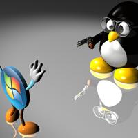 Linux statt XP