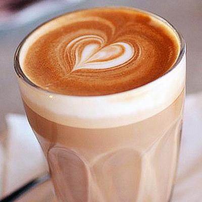 Der überstarke Kaffee