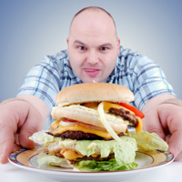 Fast Food Junkie ohne Waldhütte