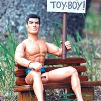 Belohnung für die Zeit als Toyboy