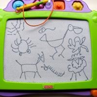 Magna Doodle Zaubertafel