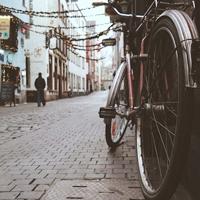 Stromschlag für den Fahrraddieb
