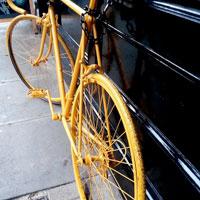 Fahrradschloss-Test mit den Nachbarn