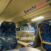 Sitzplatzreservierung im Zug