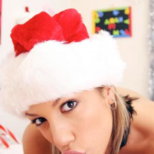 Eine Prostituierte zu Weihnachten