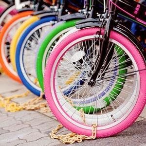 Fahrrad aus Not geklaut