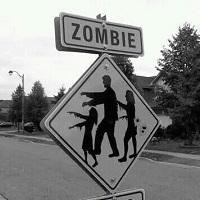 Eine Gesellschaft aus Schlafwandlern und Zombies