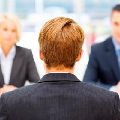Bewerbungsgespräch unter falscher Identität