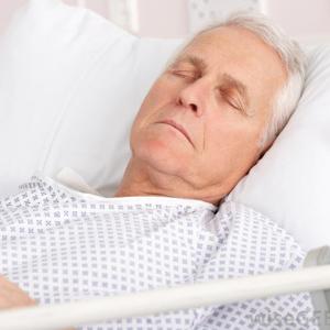 Nerviges Schnarchen im Krankenhaus