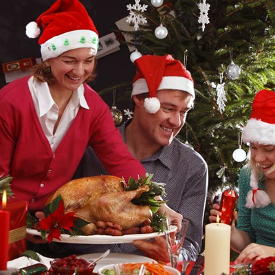 Das grausame Weihnachtsfest mit der Familie meiner Freundin