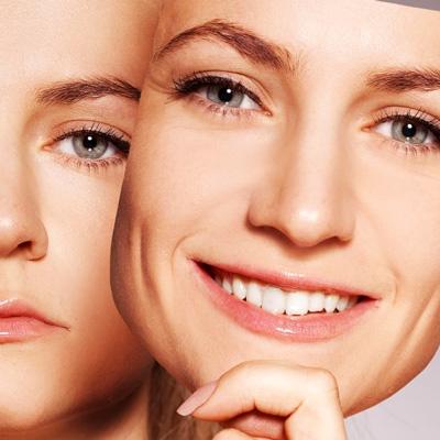 Frauen mit zwei Gesichtern