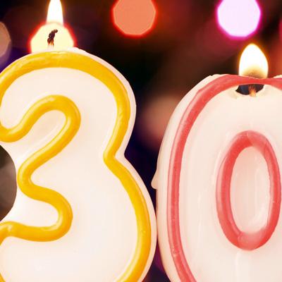Mein 30. Geburtstag allein