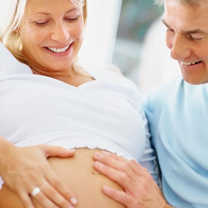 Bauchgrapscher: Warum will jeder meinen Babybauch anfassen & streicheln?