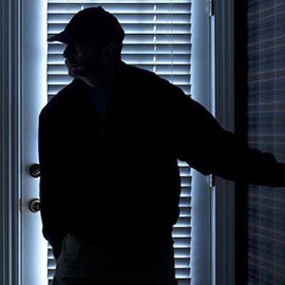 Ist da ein Einbrecher in meiner Wohnung?!