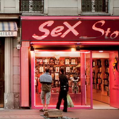 Traumberuf: Verkäufer im Sexshop